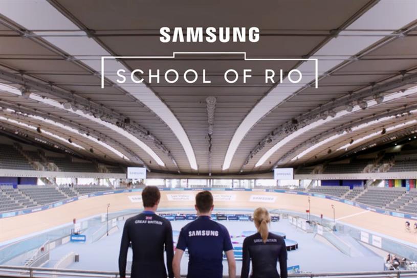 コメディ×スポーツ!Samsung (サムスン) がオリンピックで魅せる「School of Rio」キャンペーン
