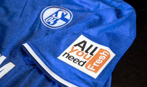 袖ロゴに決済チップ-シャルケと新ユニフォーム-袖スポンサーの取り組みが革新的