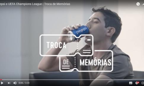「思い出」と「チャンピオンズリーグ」どっちが大事? Pepsi(ペプシ)による素敵なサプライズ企画