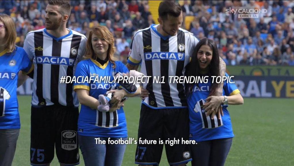 自動車メーカー-ダチア-dacia-の心温まるセリエa集客プロジェクト-赤ちゃんを未来のサポーターに