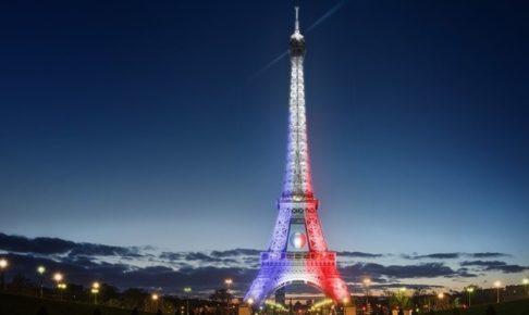 ステキ! EURO2016のスポンサー「Orange」がSNSを活用しエッフェル塔を鮮やかに彩る!